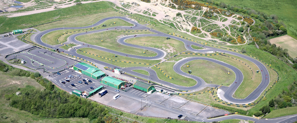 North east karting
