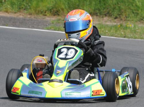 Shenington Kart Results 18 May 2014 Round 5